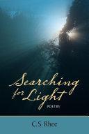 Searching for Light Poetry Pdf/ePub eBook