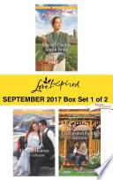 Harlequin Love Inspired September 2017 Box Set 1 Of 2