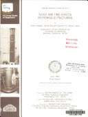 Scale and Time Effects in Hydraulic Fracturing Book