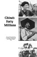 Pdf China's Forty Millions
