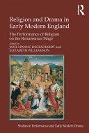 Religion and Drama in Early Modern England Pdf/ePub eBook
