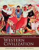 Western Civilization Volume Ii Since 1500 PDF