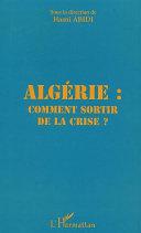 Pdf Algérie comment sortir de la crise Telecharger