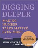 link to Digging deeper : making number talks matter even more, grades 3-10 in the TCC library catalog