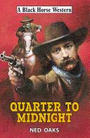 Quarter to Midnight Pdf/ePub eBook