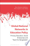 Global National Networks In Education Policy