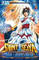 Saint Seiya - Les Chevaliers du Zodiaque - The Lost Canvas - La Légende d'Hadès - Tome 01