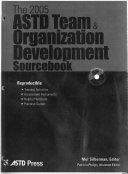The     ASTD Team   Organization Development Sourcebook