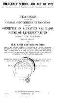 Emergency School Aid Act of 1970