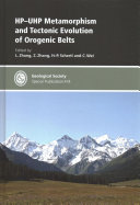 HP-UHP Metamorphism and Tectonic Evolution of Orogenic Belts
