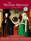 The Western Heritage Since 1300 Book PDF