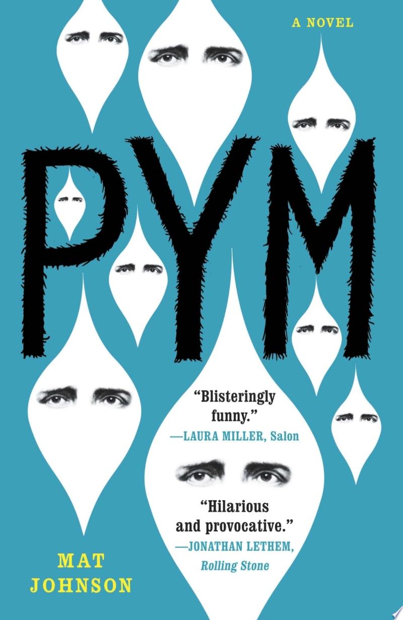 Pym banner backdrop