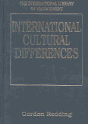 International Cultural Differences