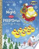 The Night Before Peepsmas