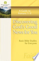 Discovering God S Good News For You
