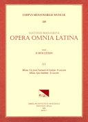 Mateo Romero  Maestro Capitan  Collected Works Matthei Rosmarini Opera Omnia Latina