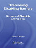 Overcoming Disabling Barriers