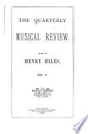 Quarterly Musical Review