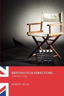 British Film Directors