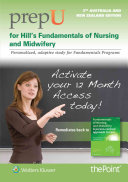Prepu For Hill S Fundamentals Of Nursing And Midwifery