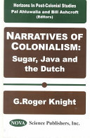 Narratives of Colonialism