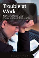 Trouble At Work Book PDF