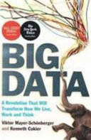 Big Data Special Sale a Revolution That Will Transform How We Live Work and Think