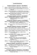 Proceedings Of The American Municipal Congress