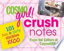 CosmoGIRL! Crush Notes
