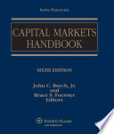 Capital Markets Handbook