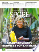 Digitalising extension  Smart Advisory Services for Farmers