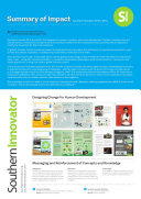 Southern Innovator Magazine from 2012 to 2014