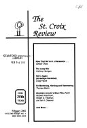 The St  Croix Review