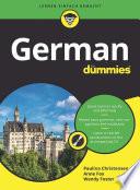 Öffnen Sie das Medium German für Dummies von Christensen, Paulina im Bibliothekskatalog