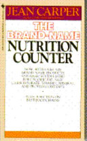The Brand name Nutrition Counter