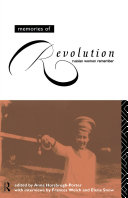 Memories of Revolution