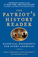 The Patriot's History Reader Pdf/ePub eBook