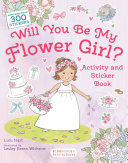 Will You Be My Flower Girl  Activity and Sticker Book