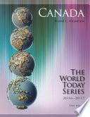 Canada 2016 2017 Book