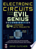 Free Electronic Circuits for the Evil Genius 2/E Book