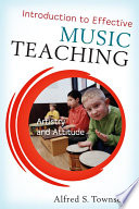 Introduction To Effective Music Teaching Book PDF
