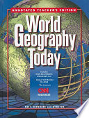 World Geography Today