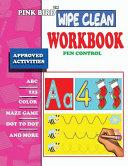 Wipe Clean Pen Control Book PDF