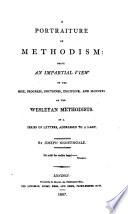 A Portraiture Of Methodism