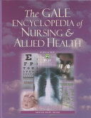The Gale Encyclopedia of Nursing   Allied Health  D H Book