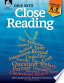 Dive Into Close Reading Strategies For Your K 2 Classroom
