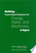 Mobilizing Science-Based Enterprises for Energy, Water, and Medicines in Nigeria