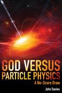 Pdf God versus Particle Physics Telecharger