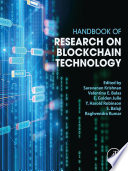 Handbook of Research on Blockchain Technology