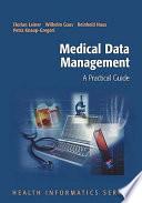Medical Data Management Book